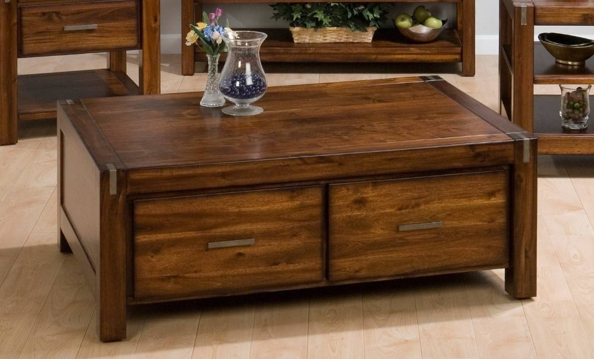 Featured Photo of Rustic Style Coffee Tables
