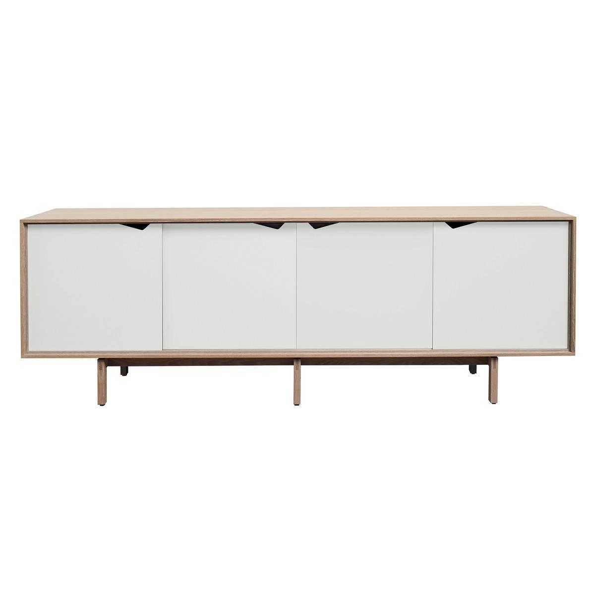 S1 Sideboard Unicolouredandersen Furniture for White Sideboard Furniture (Image 19 of 30)