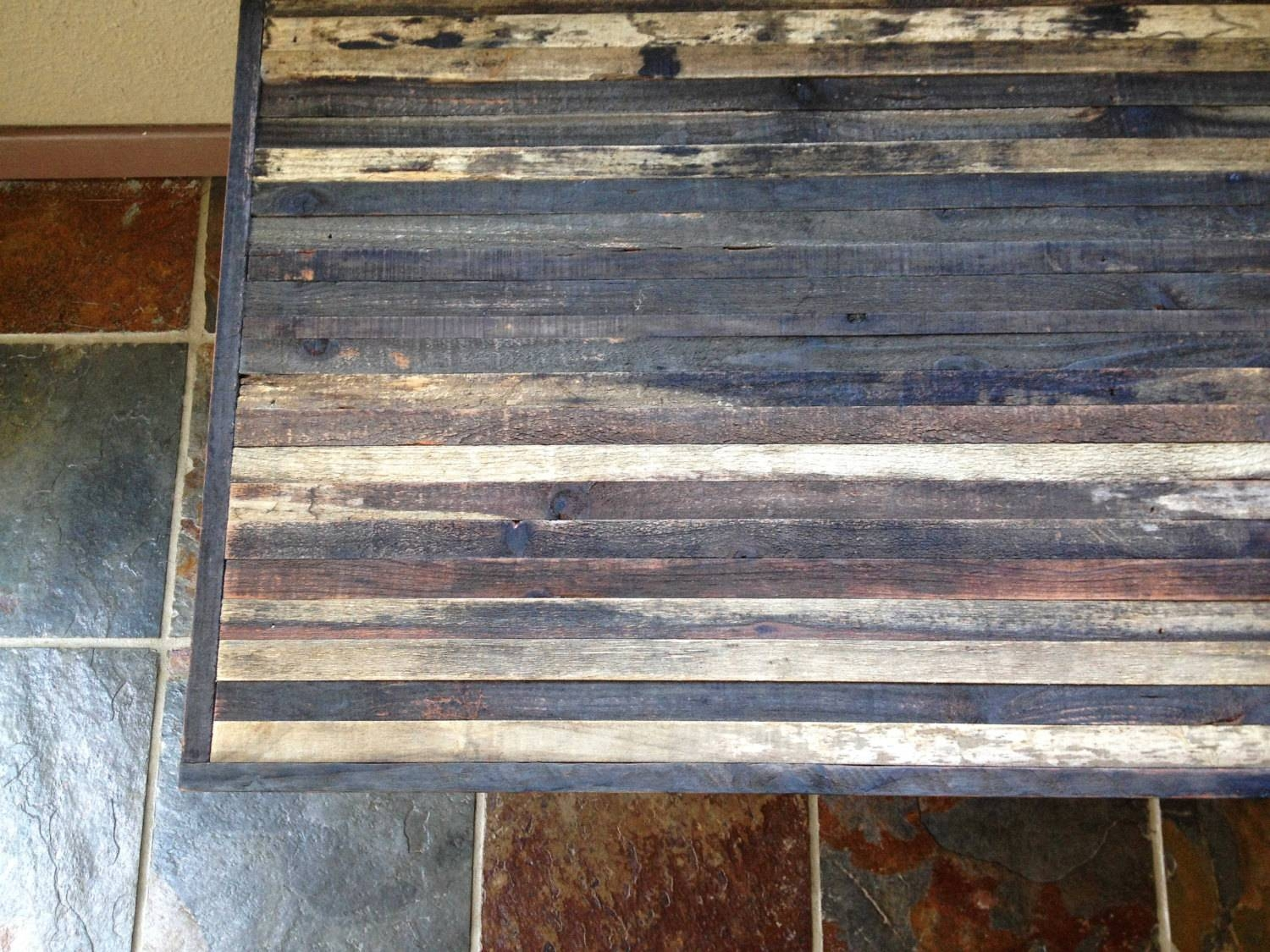 Sale Various Sizes Of Barnwood Coffee And End Tables intended for Rustic Barnwood Coffee Tables (Image 26 of 30)