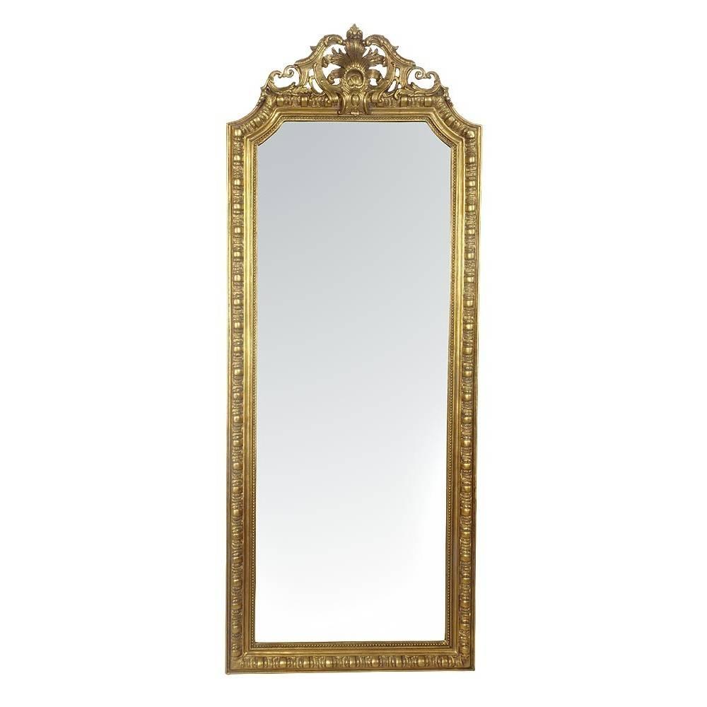 Salon Mirrors for Rococo Gold Mirrors (Image 25 of 25)