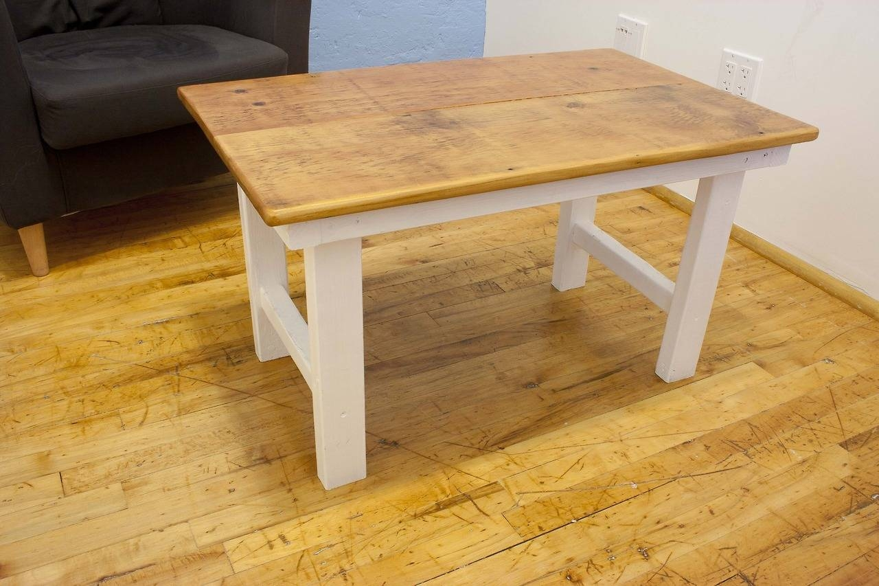 Salvaged Yellow Pine Coffee Tables | Bay Area Custom Furniture Pertaining To Old Pine Coffee Tables (View 30 of 30)