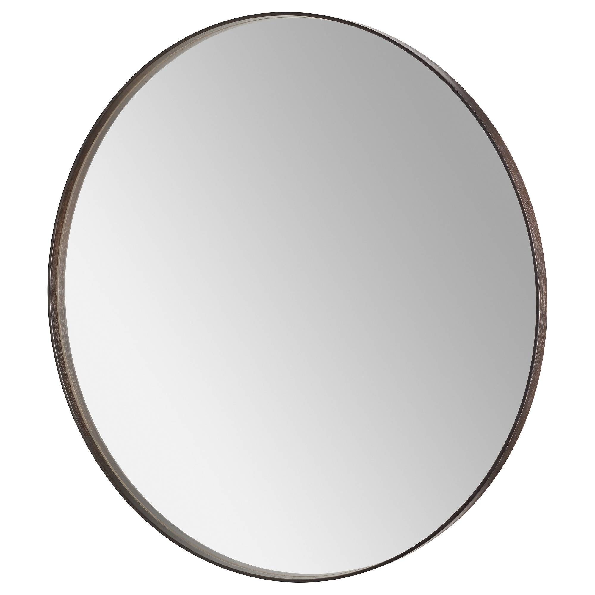 Sandane Mirror - Ikea with regard to Black Circle Mirrors (Image 22 of 25)