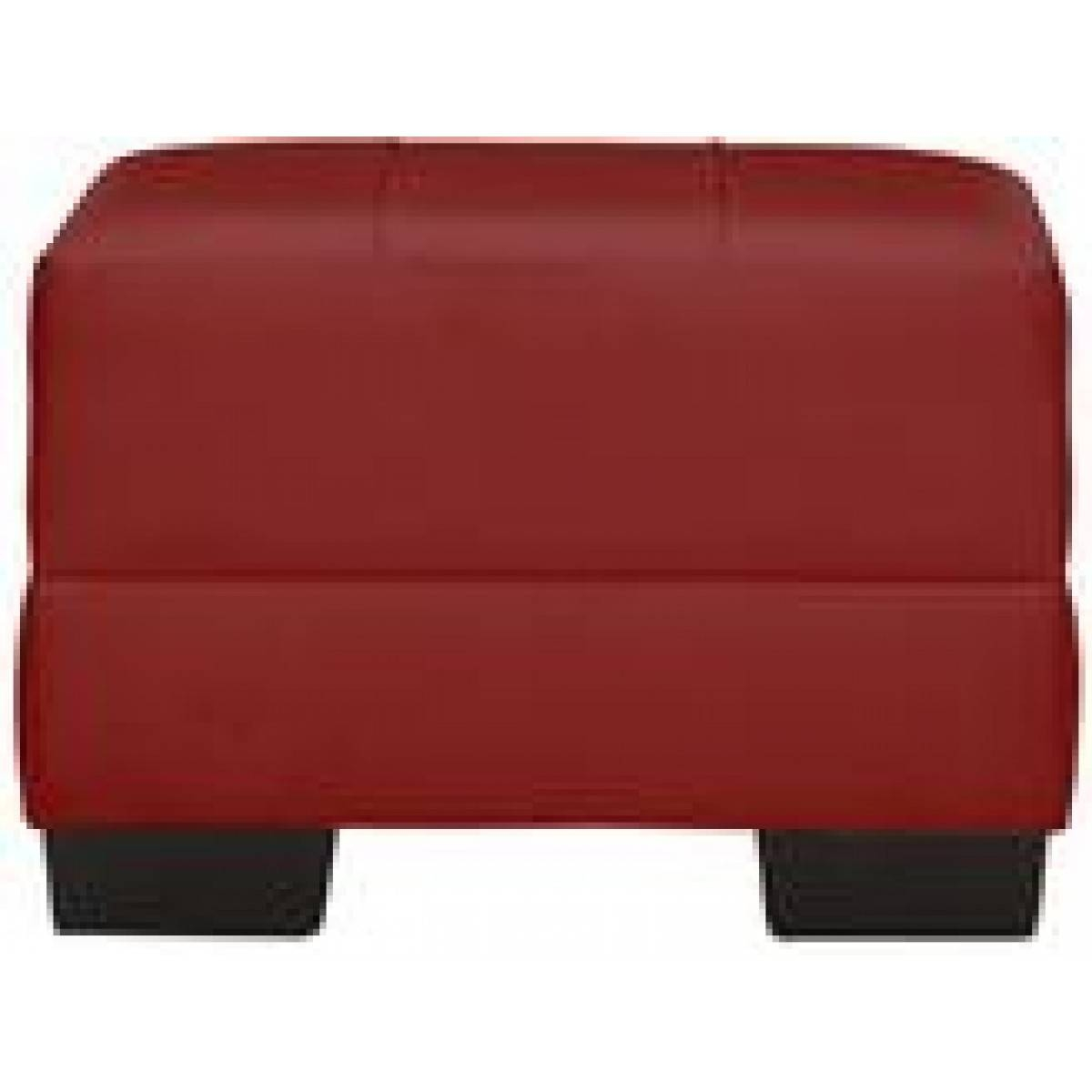 Saskia Footstool - Furnico Village throughout Leather Footstools (Image 25 of 30)