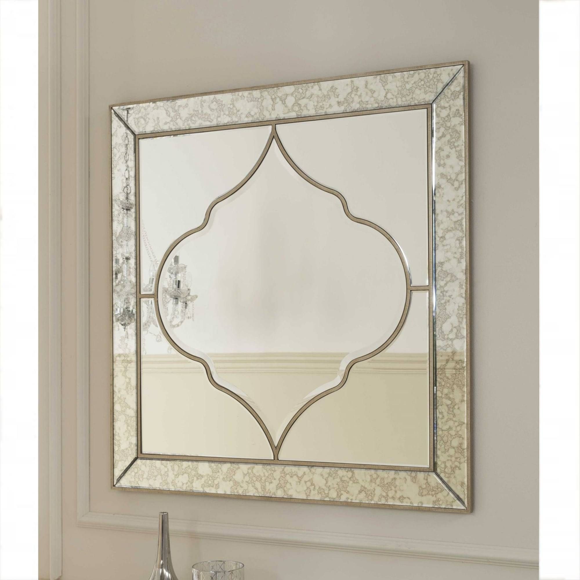 Sassari Venetian Wall Mirror | Mirrored Furniture pertaining to Venetian Wall Mirrors (Image 21 of 25)