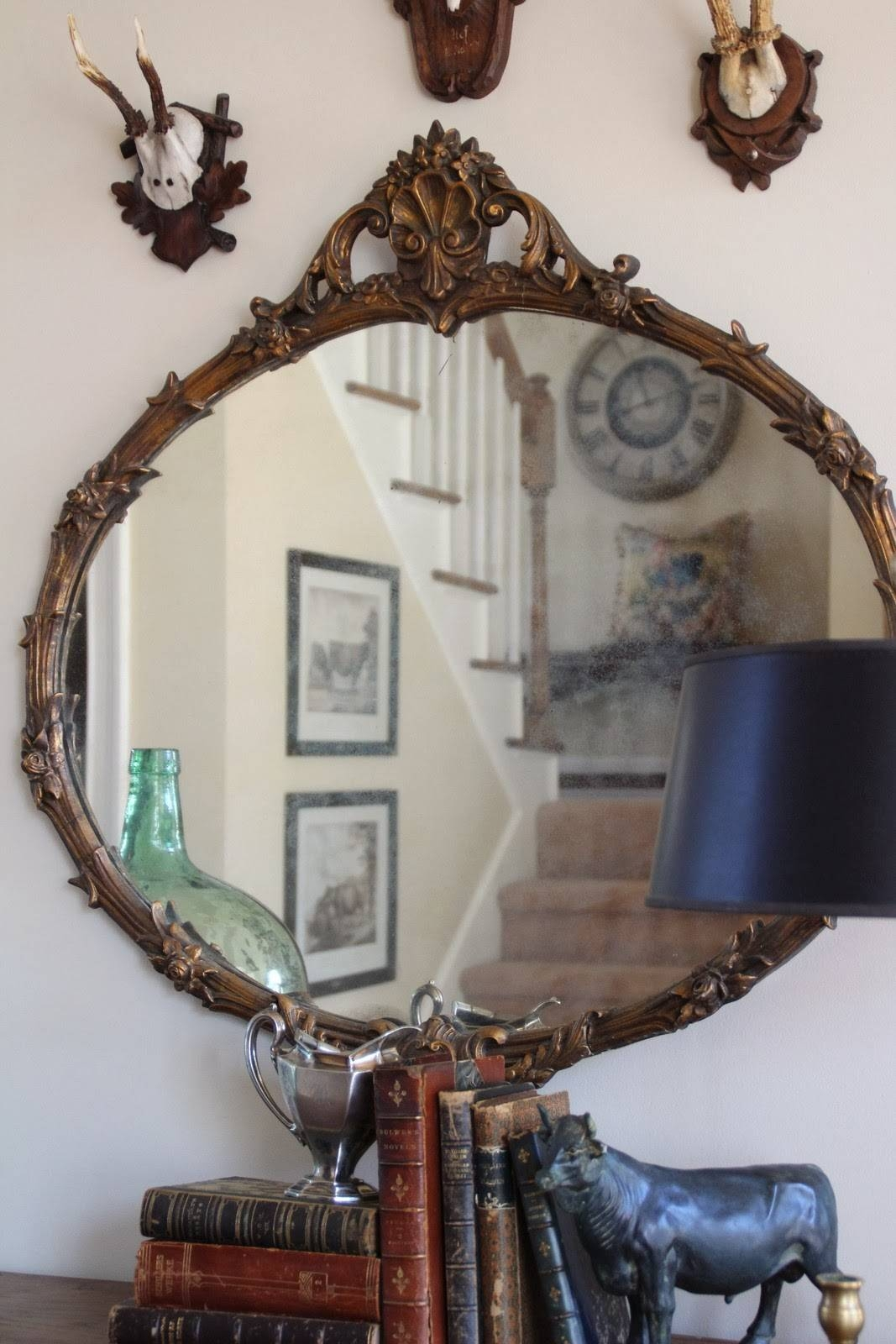 Savvy Southern Style: A New Vintage Mirror within Vintage Mirrors (Image 17 of 25)