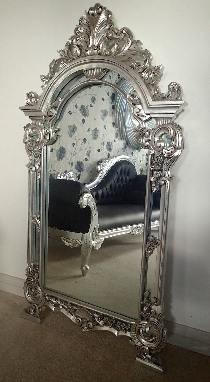 Search Results : Hampshire Barn Interiors - Chaise Longue in Large French Style Mirrors (Image 23 of 25)