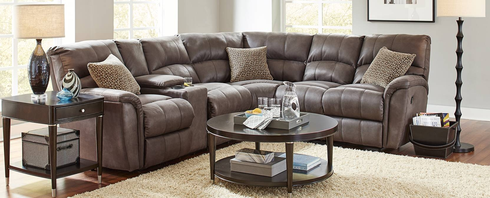 Sectional Couches | Living Room Sectionals | Lane Furniture | Lane with Lane Furniture Sofas (Image 24 of 25)