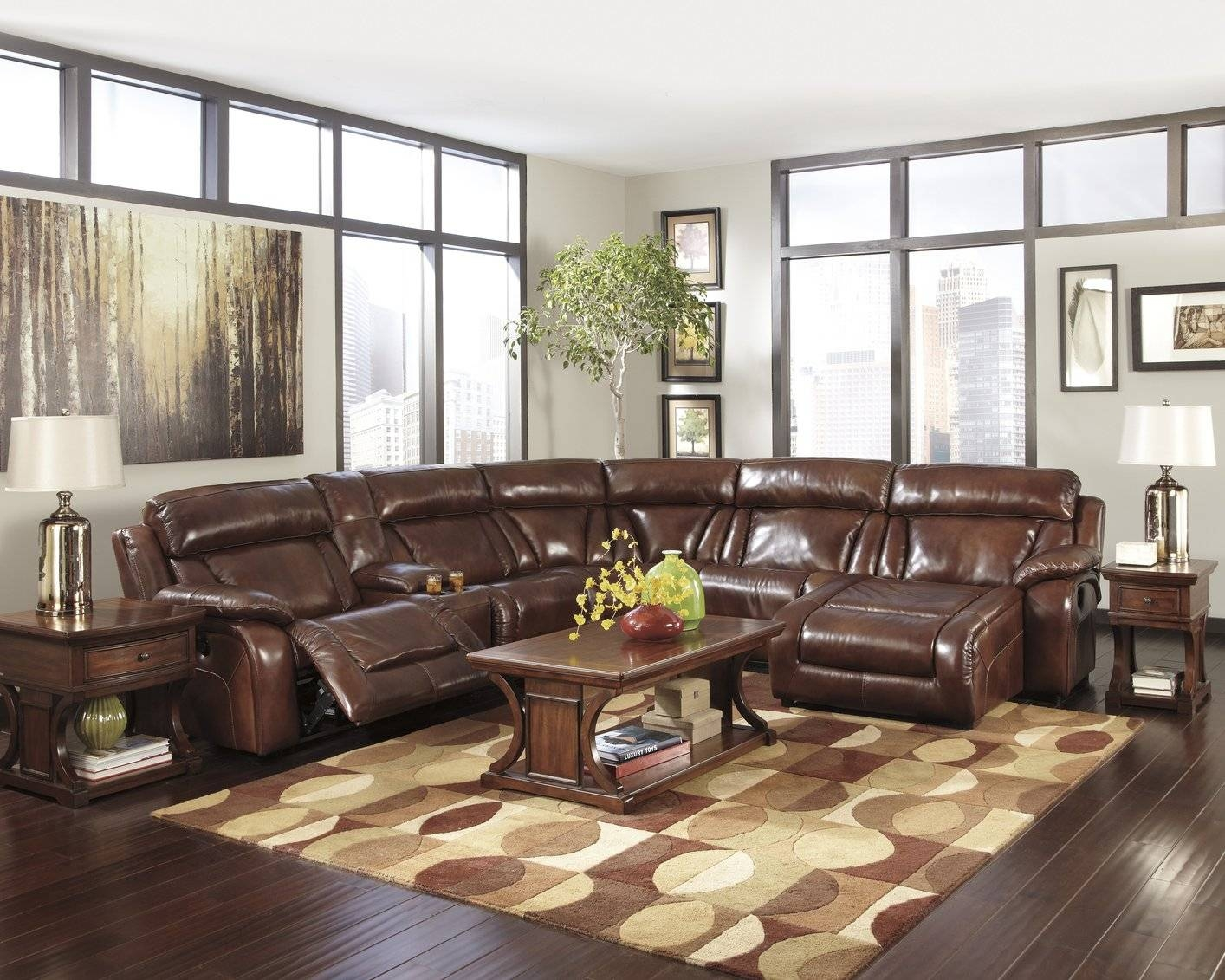 Sectional Sofa Clearance: The Best Way To Get High Quality Sofa In pertaining to High End Leather Sectional Sofa (Image 25 of 25)