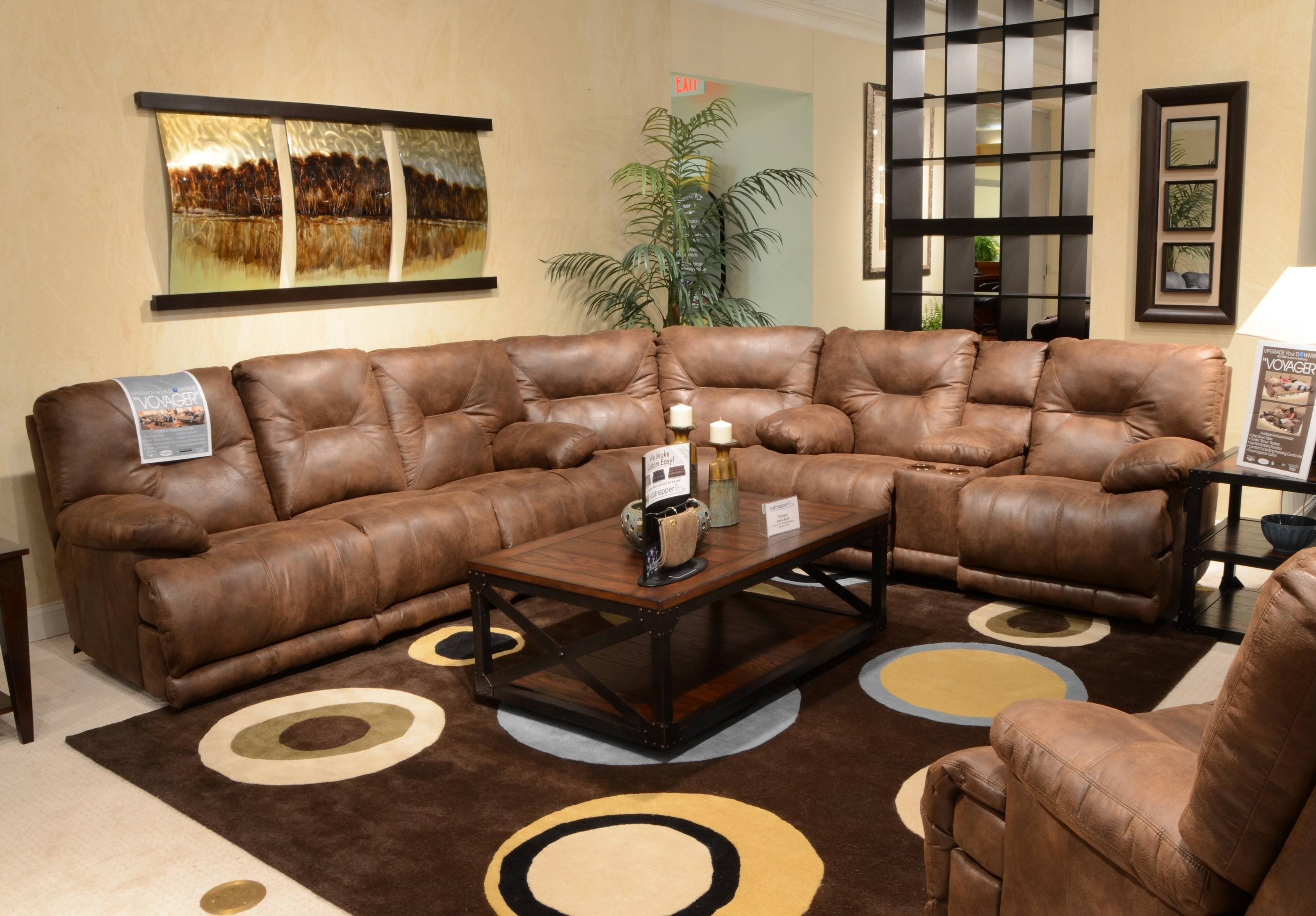Sectional Sofa Decorating Ideas 76 With Sectional Sofa Decorating in Decorating With a Sectional Sofa (Image 24 of 30)