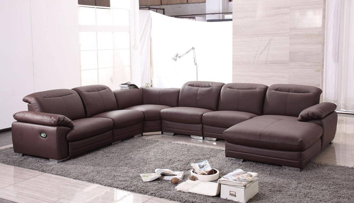 Sectional Sofa With Recliner | Tehranmix Decoration For Sectional Sofas For Small Spaces With Recliners (View 17 of 30)