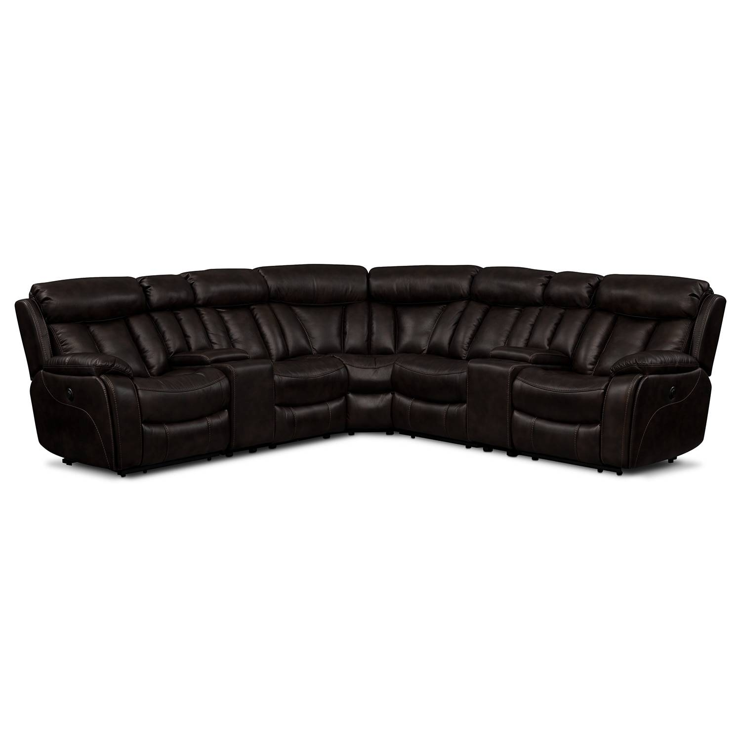 Sectional Sofas | American Signature | American Signature Furniture pertaining to Theatre Sectional Sofas (Image 26 of 30)