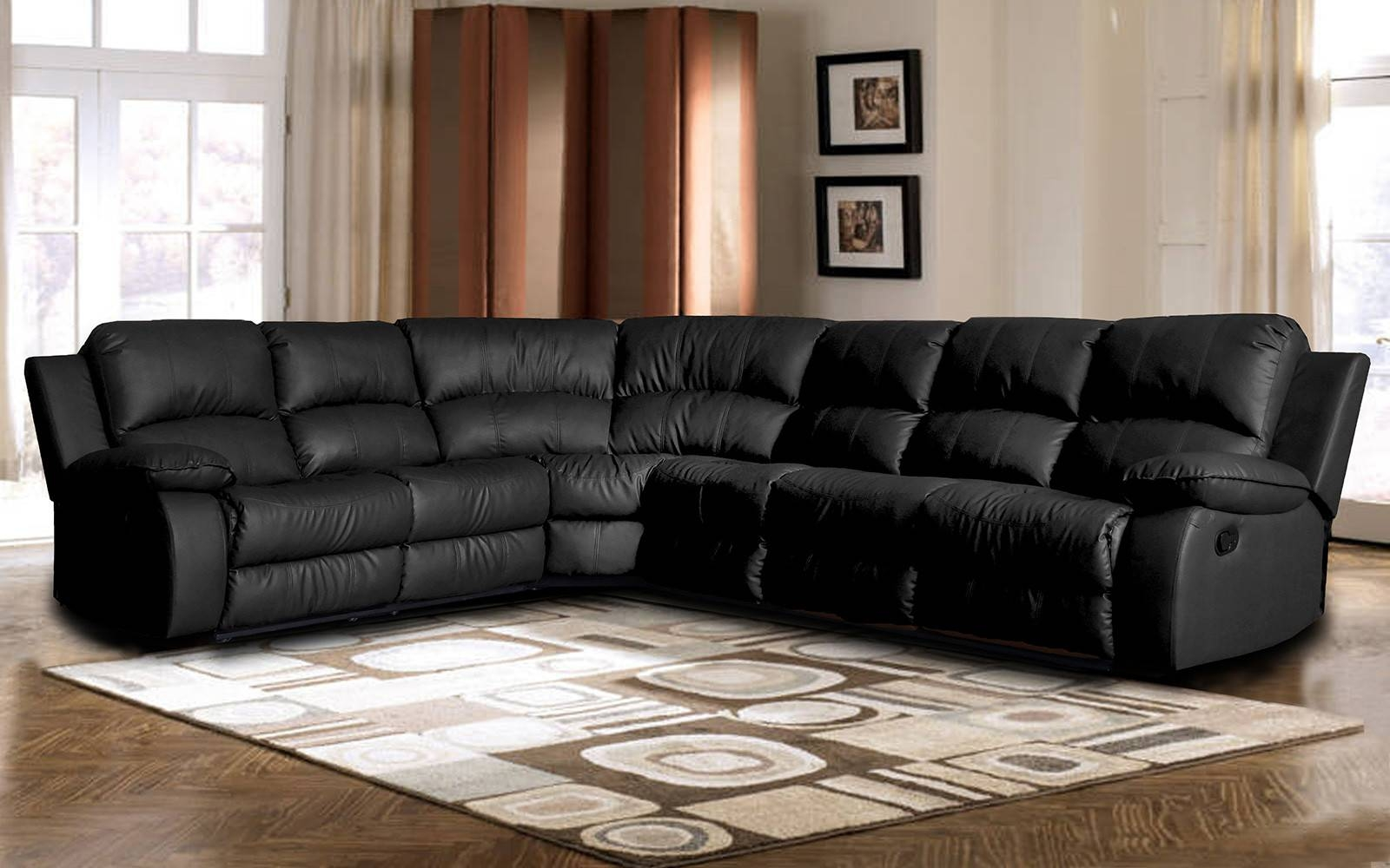 Sectional Sofas And Sectional Couches - Walmart pertaining to C Shaped Sectional Sofa (Image 23 of 30)