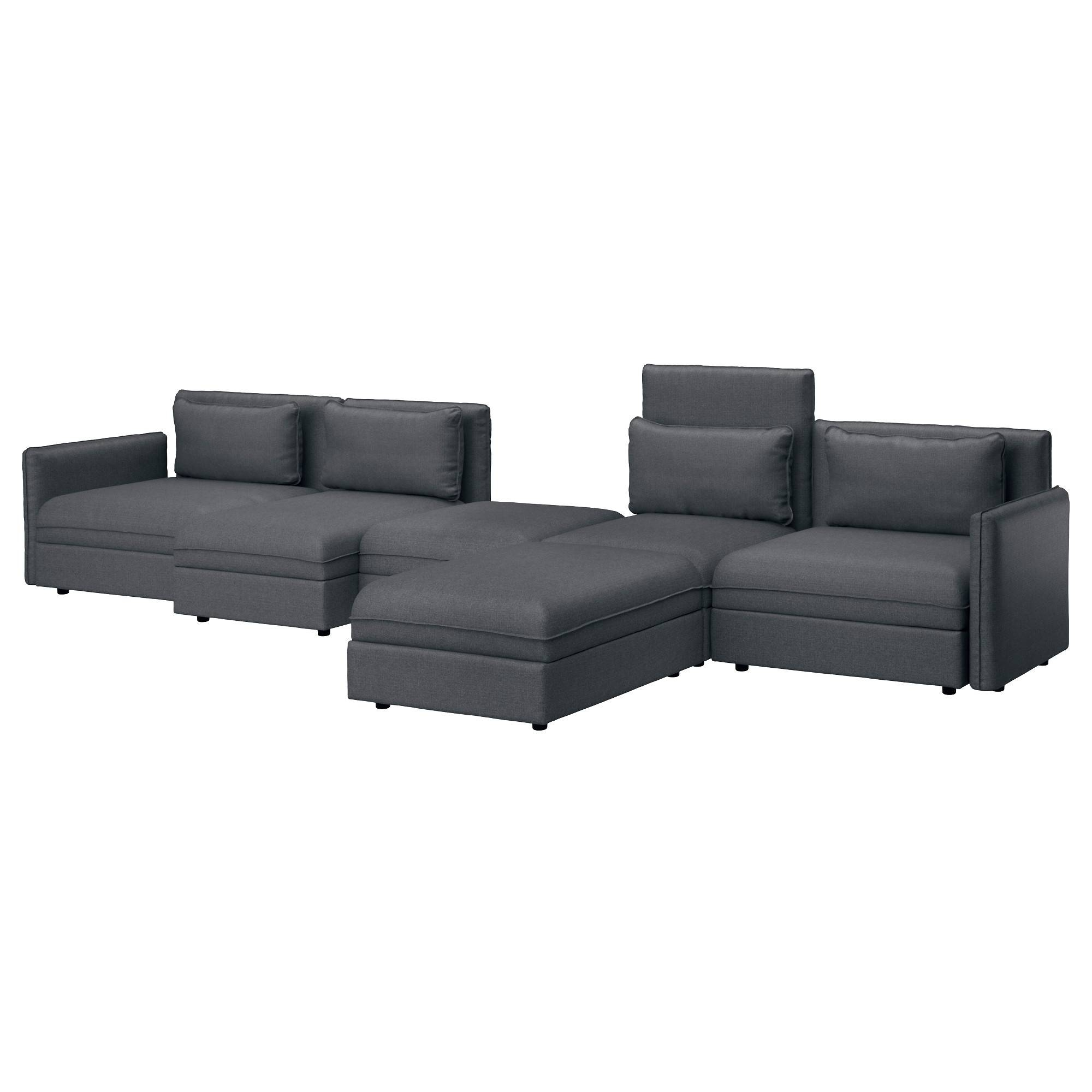 Sectional Sofas & Couches - Ikea inside Leather Modular Sectional Sofas (Image 25 of 30)