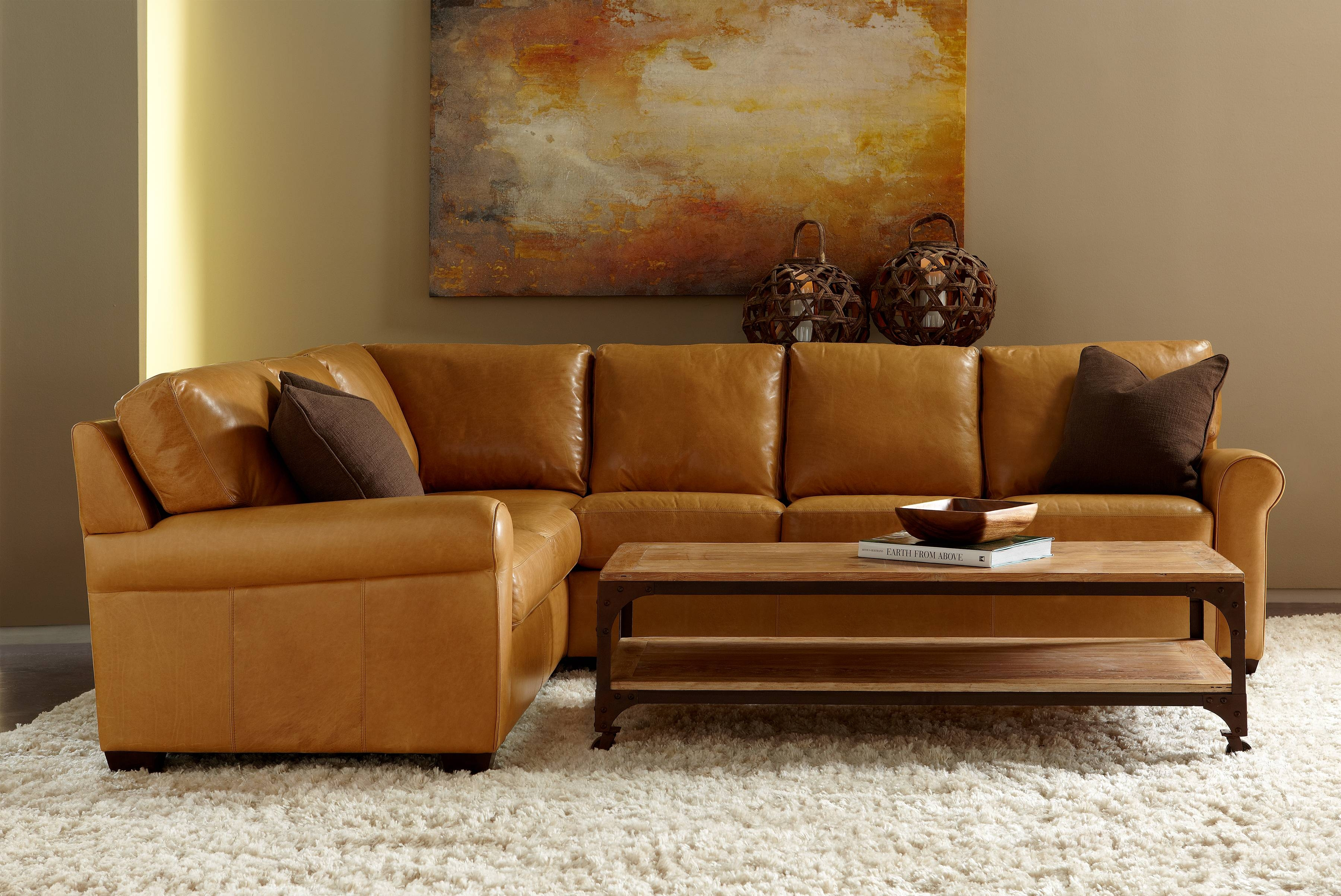 Sectional Sofas - Elegance And Style Tailored Just For Youand pertaining to Leather L Shaped Sectional Sofas (Image 27 of 30)