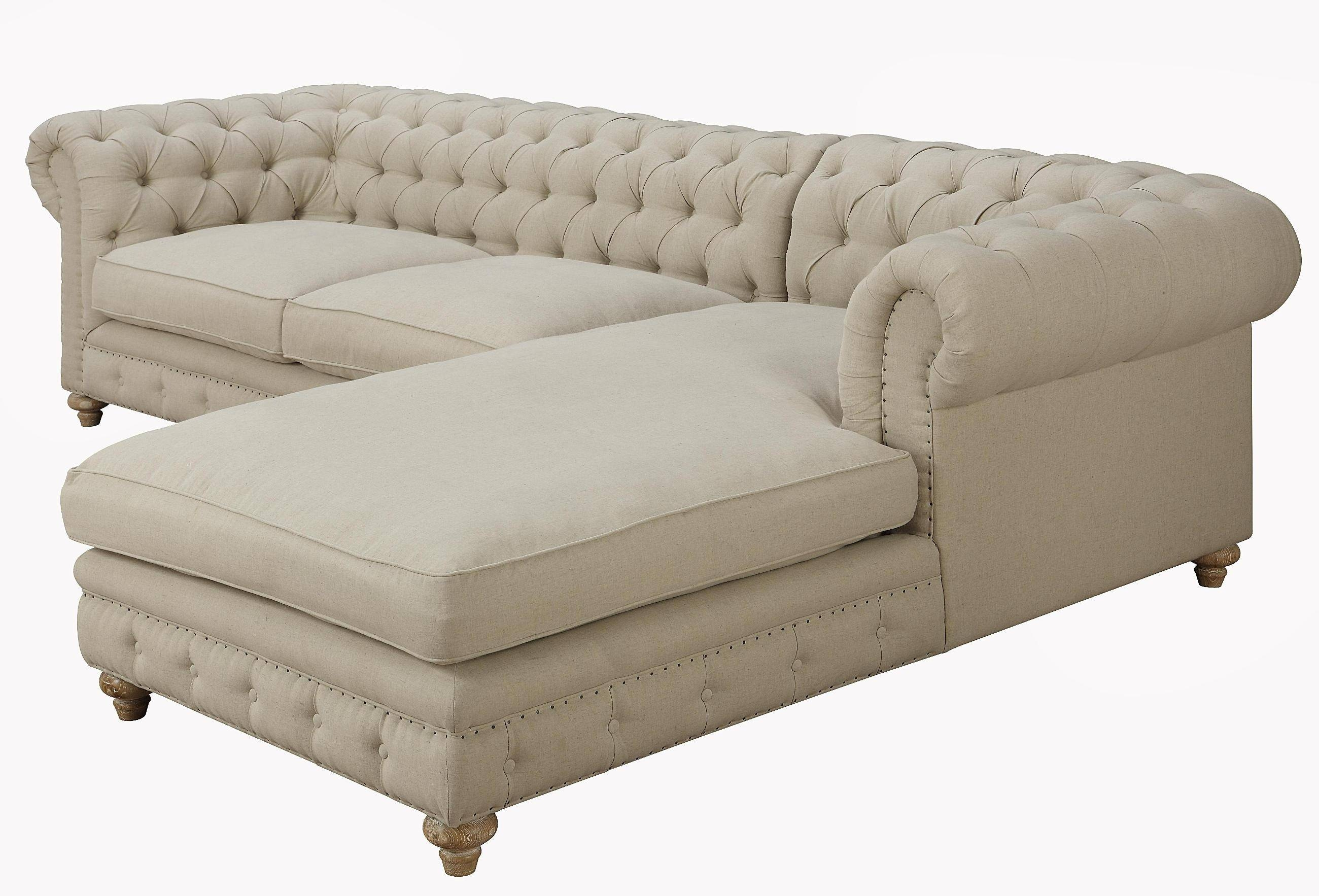Sectional Sofas Houston Tx. Colorado Sectionalrobert Michaels with regard to Tufted Sectional Sofa Chaise (Image 7 of 25)