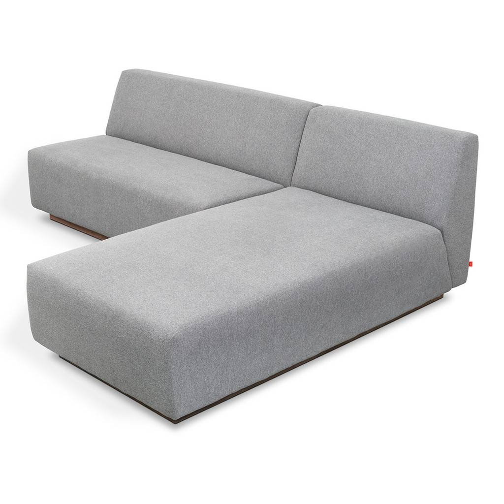 Sectional Sofas Made For Small(Ish) Apartments | Furniture & Home with Bisectional Sofa (Image 28 of 30)