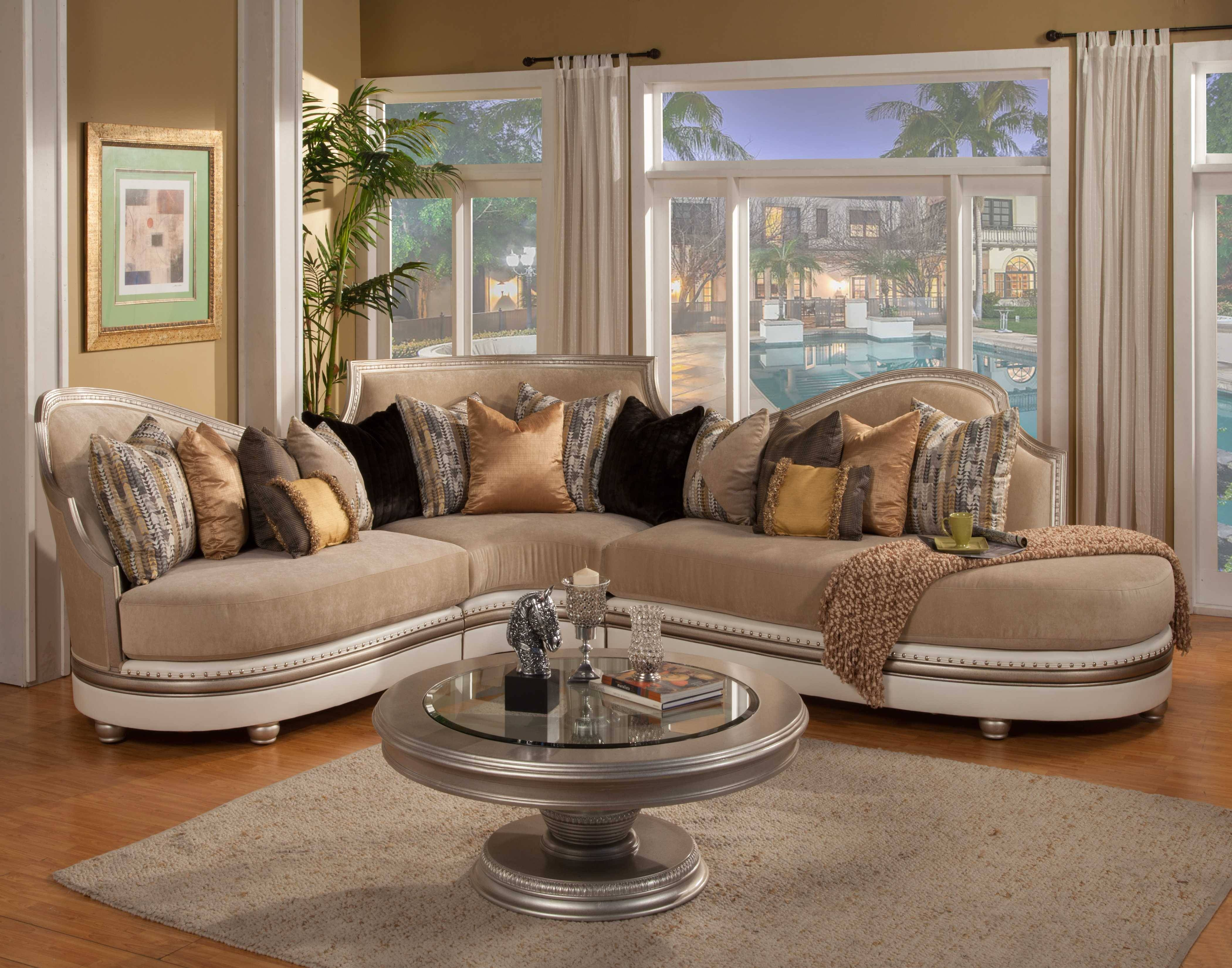 Featured Photo of Classic Sectional Sofas