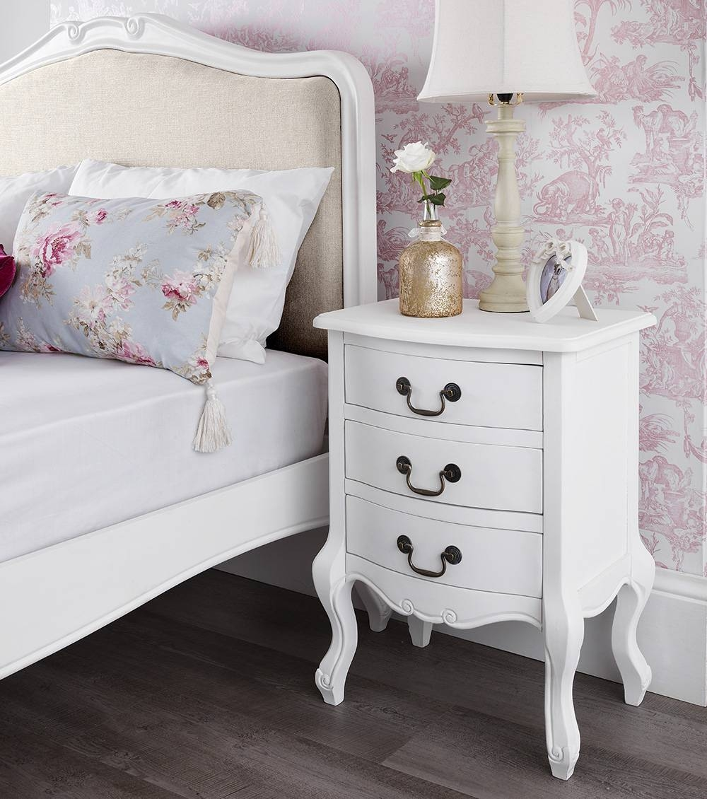 Shabby Chic Bedroom Furniture. French Shabby Chic Bedroom Ideas pertaining to French Shabby Chic Wardrobes (Image 11 of 15)