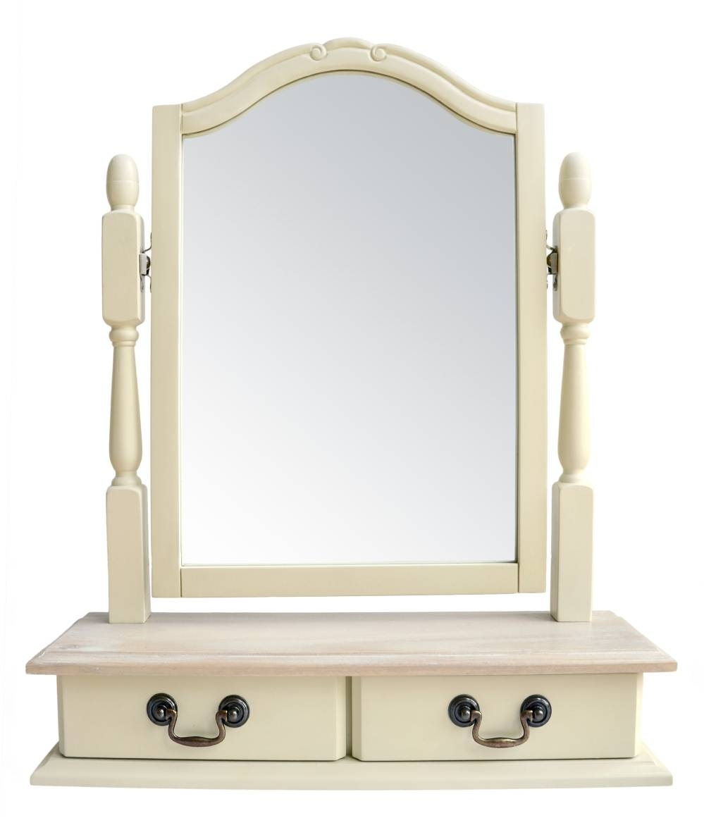 Shabby Chic Champagne Furniture, Cream Chest Of Drawers, Dressing pertaining to Shabby Chic Cream Mirrors (Image 18 of 25)