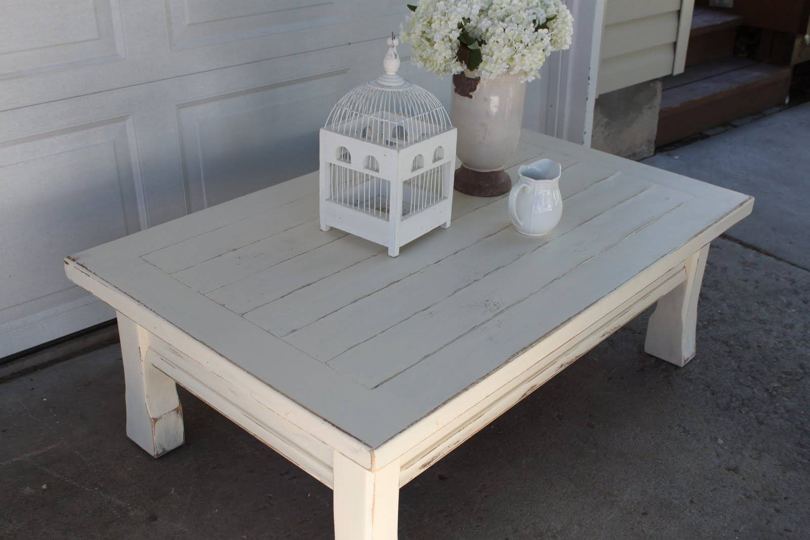 Shabby Chic Coffee Table Furniture Shabby Chic Coffee Table Diy in High Quality Coffee Tables (Image 27 of 30)