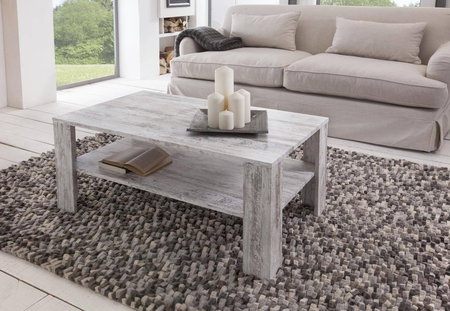 Shabby Chic Coffee Table Furniture Shabby Chic Coffee Table Ideas inside Gray Wood Coffee Tables (Image 29 of 30)
