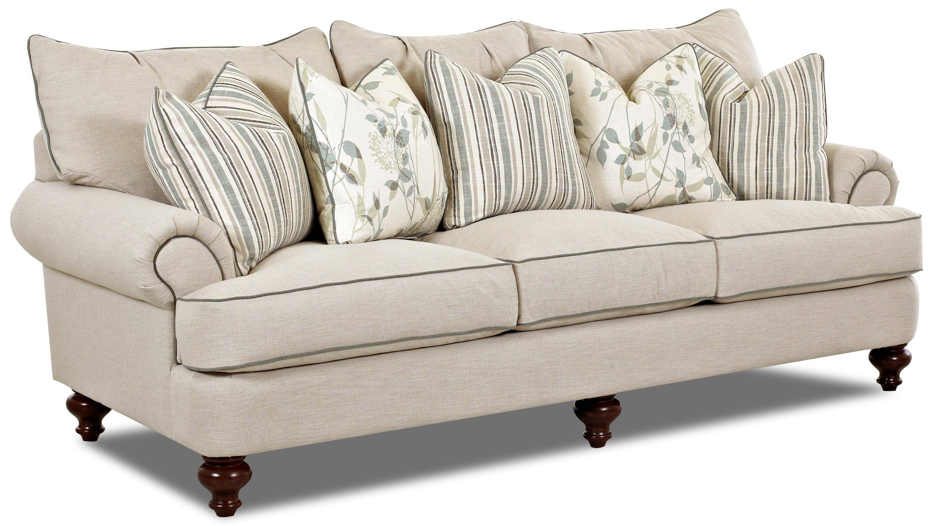Shabby Chic Down Blend Sofaklaussner | Wolf And Gardiner Wolf throughout Shabby Chic Sofa (Image 15 of 30)