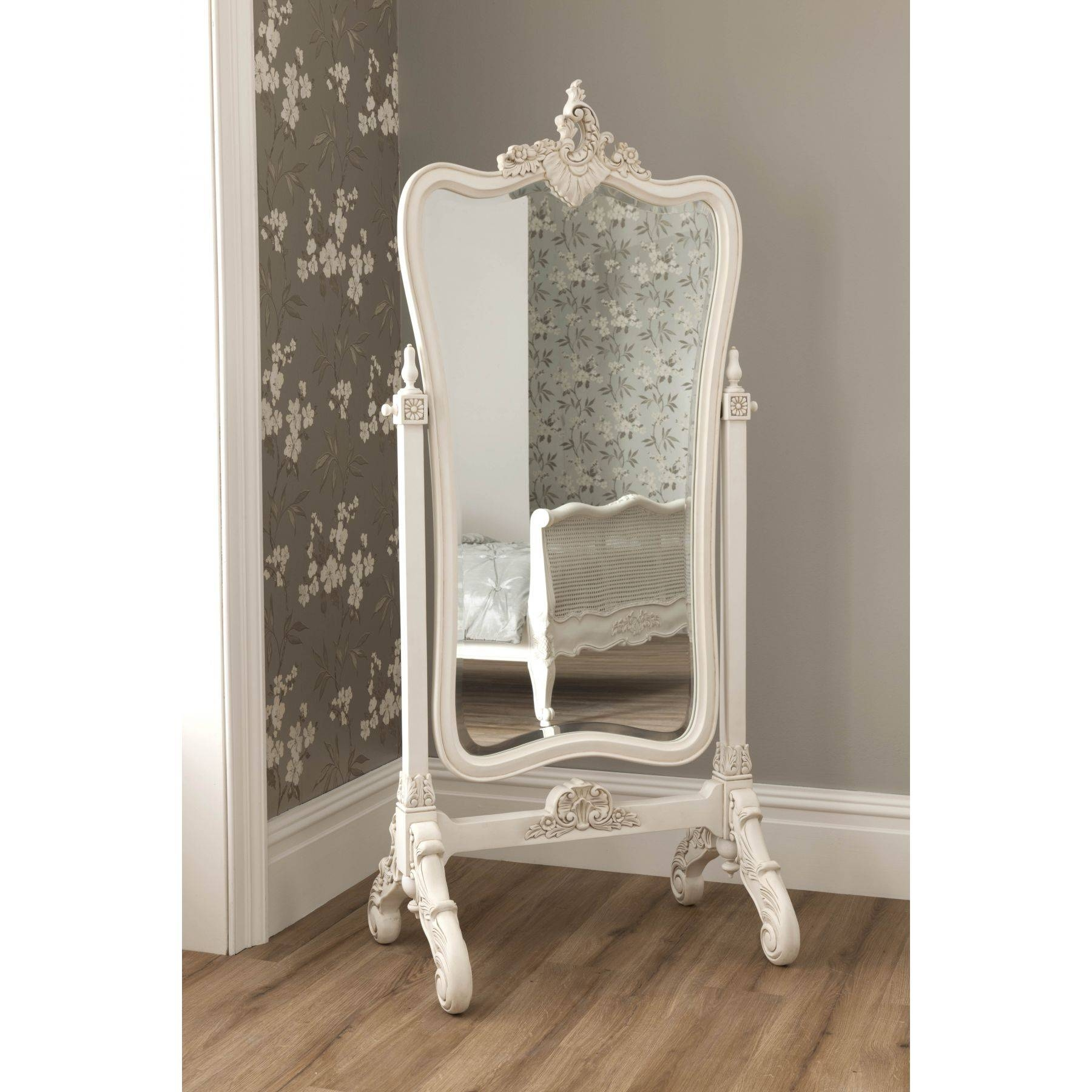Best 25 Of White Shabby Chic Mirrors Sale