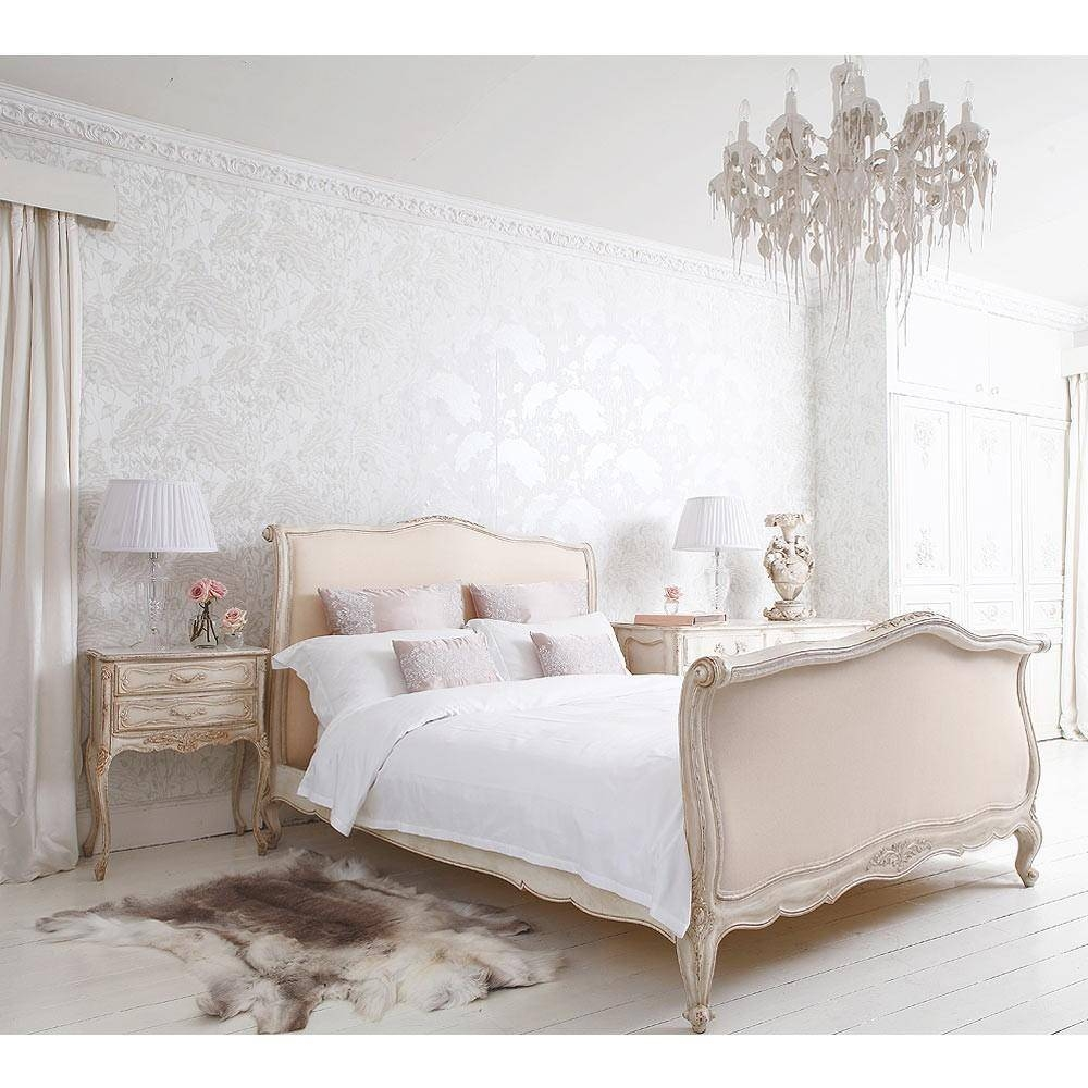 Shabby Chic French Furniture | Delphine Collection Within French Shabby Chic Wardrobes (View 11 of 15)