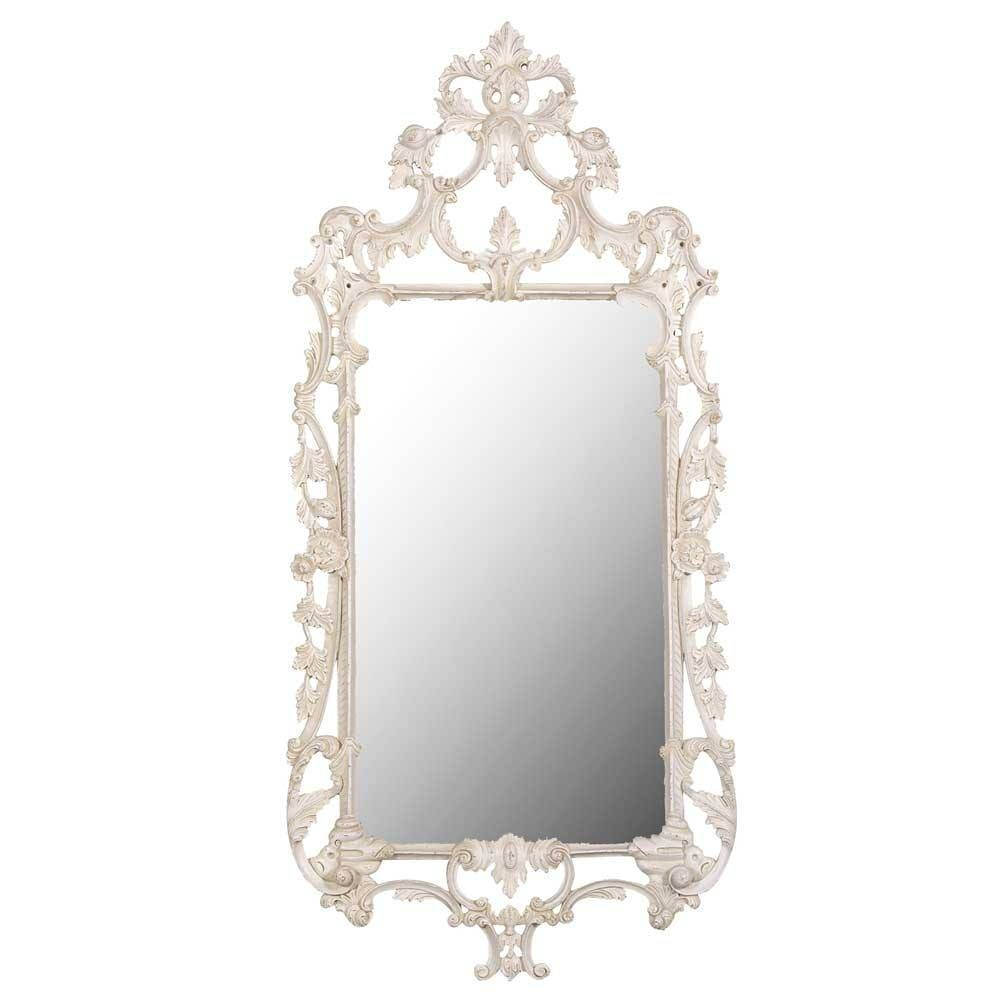 Shabby Chic Mirror ~ Holst throughout French Shabby Chic Mirrors (Image 21 of 25)