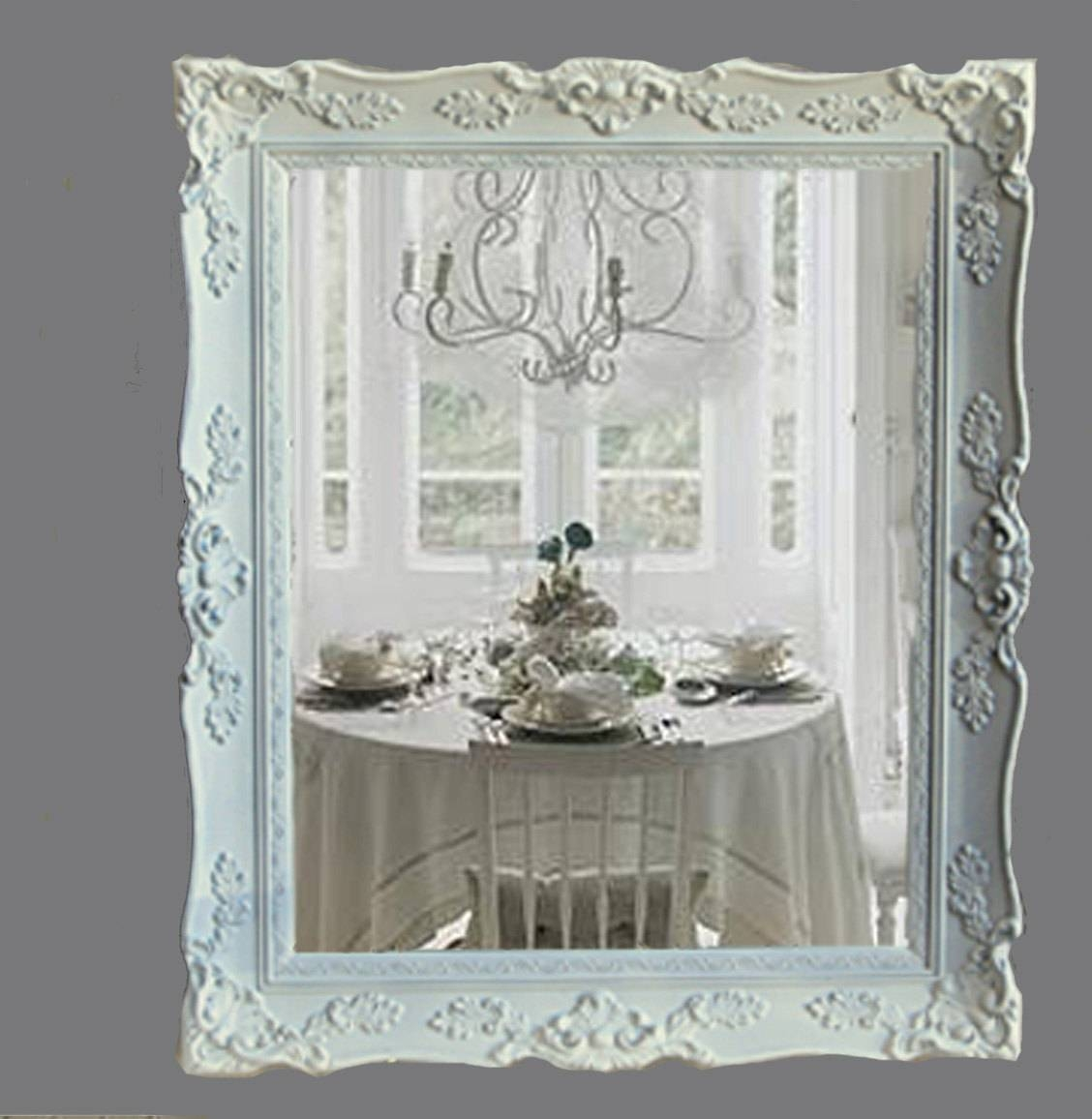 Shabby Chic Mirrors Images - Reverse Search throughout Shabby Chic Mirrors (Image 19 of 25)