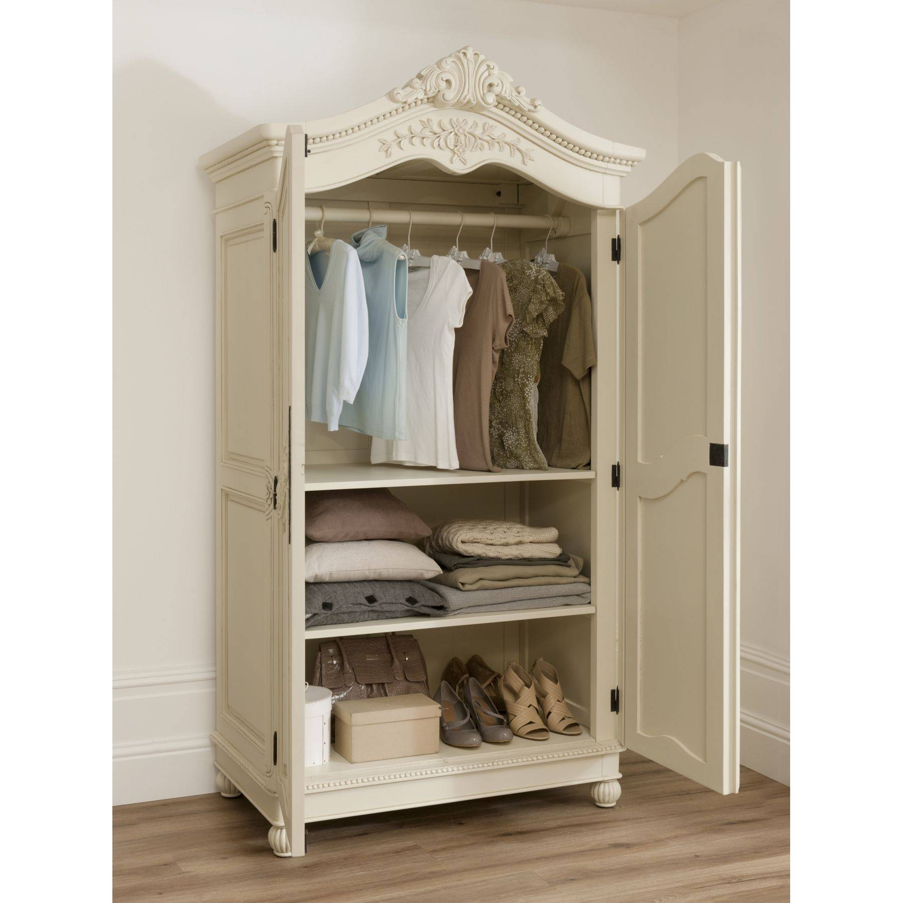 Shabby Chic Shelves For Sale Ireland: Smart Home 2015 Videos Hgtv Regarding Shabby Chic Wardrobes For Sale (View 13 of 15)