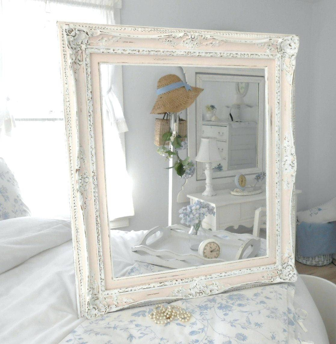 Shabbychicmirror 2Shabby Chic Mirrors Cheap White Shabby Mirror throughout White Shabby Chic Mirrors Sale (Image 23 of 25)