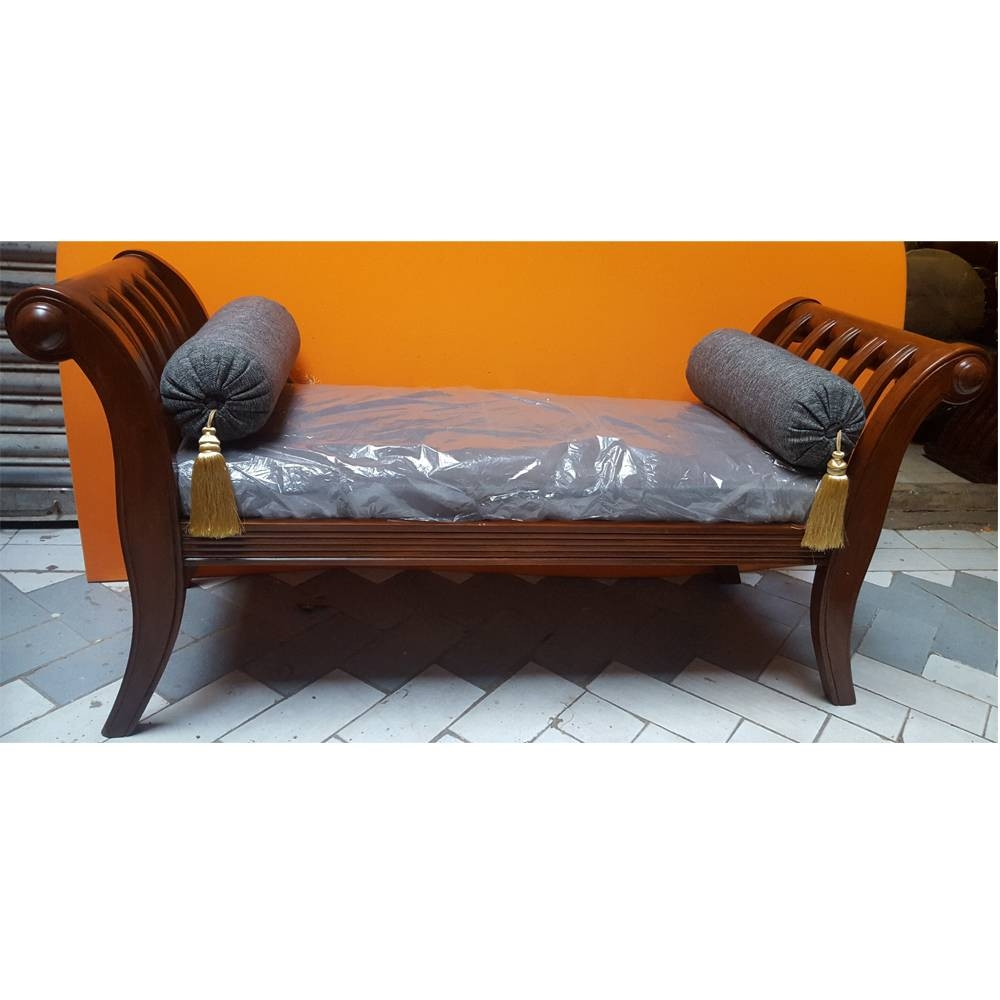 Featured Photo of Backless Chaise Sofa