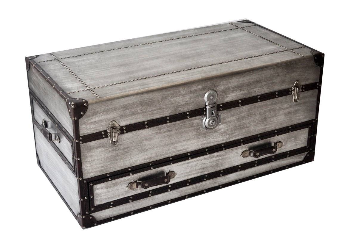 Shop 769 Decorative Trunks | Wayfair pertaining to Trunk Chest Coffee Tables (Image 21 of 30)