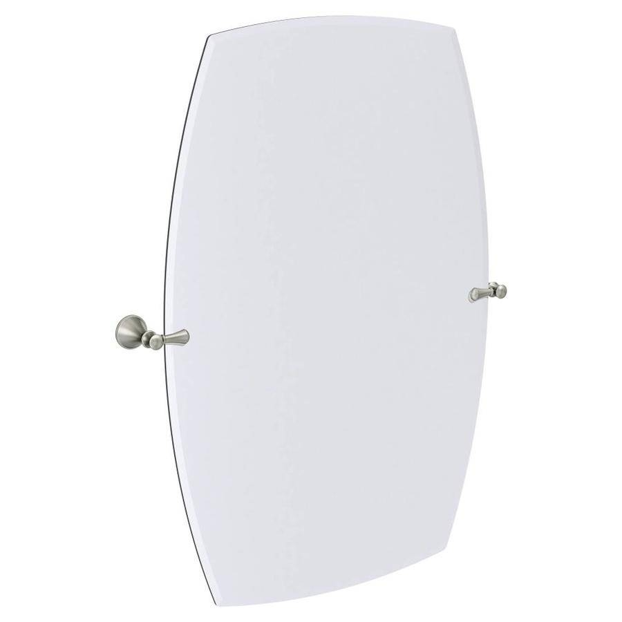 Shop Bathroom Mirrors At Lowes for Large No Frame Mirrors (Image 16 of 25)