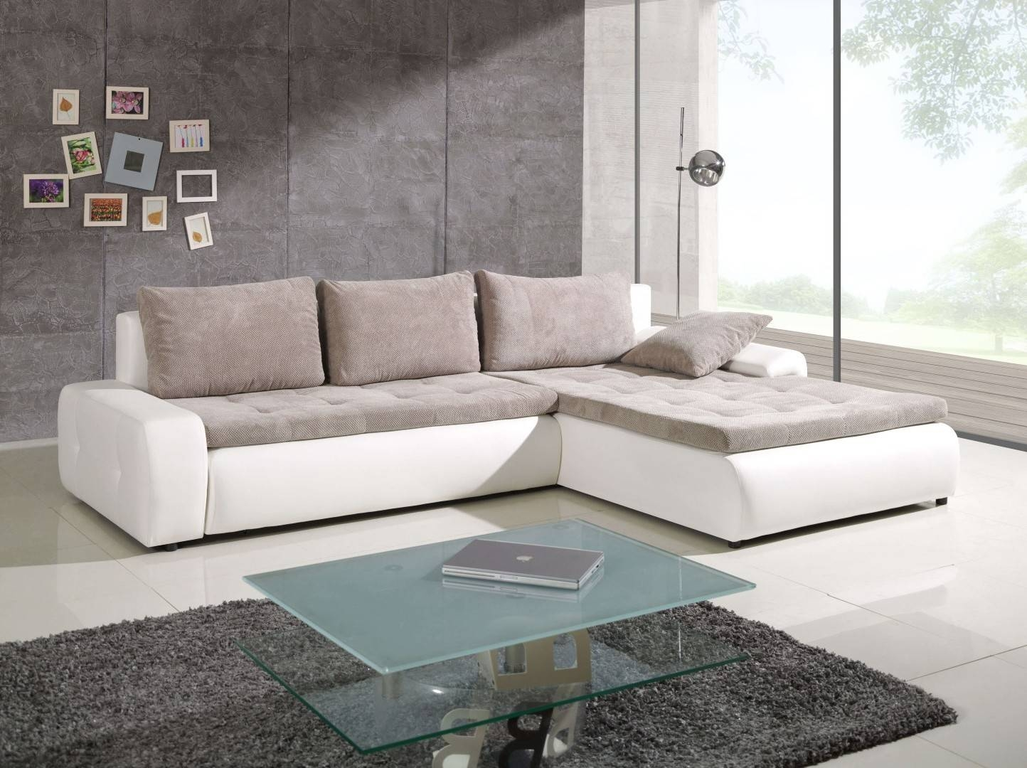 Shop Galileo Sectional Sleeper Sofa With Storage Universal regarding Sectional Sofa With Storage (Image 17 of 25)