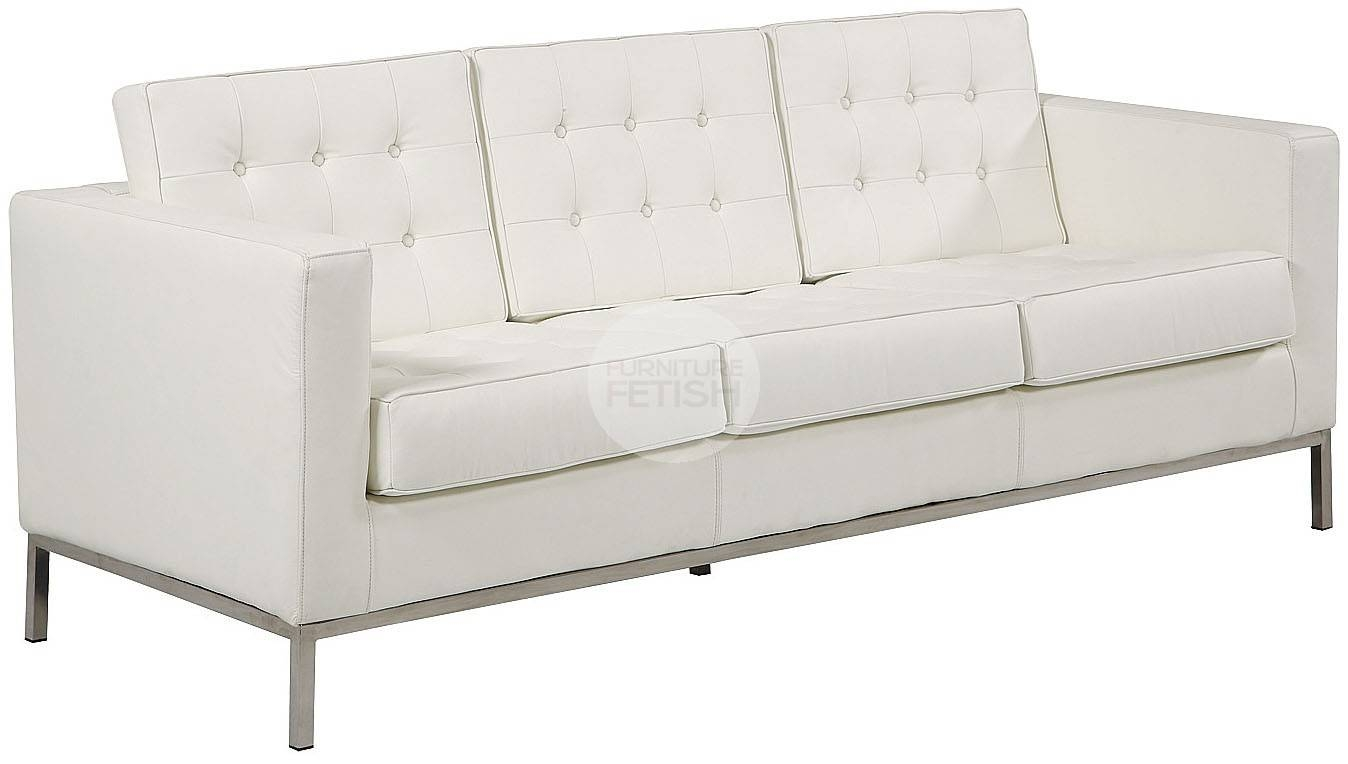 Shop Leather Sofa Online – Replica Leather, Premium, 2 & 3 Seater Sofa intended for Florence Leather Sofas (Image 27 of 30)