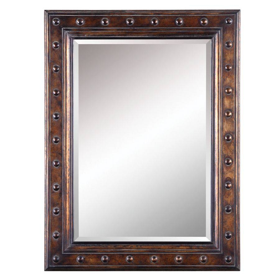 Shop Mirrors At Lowes throughout Bronze Wall Mirrors (Image 19 of 25)