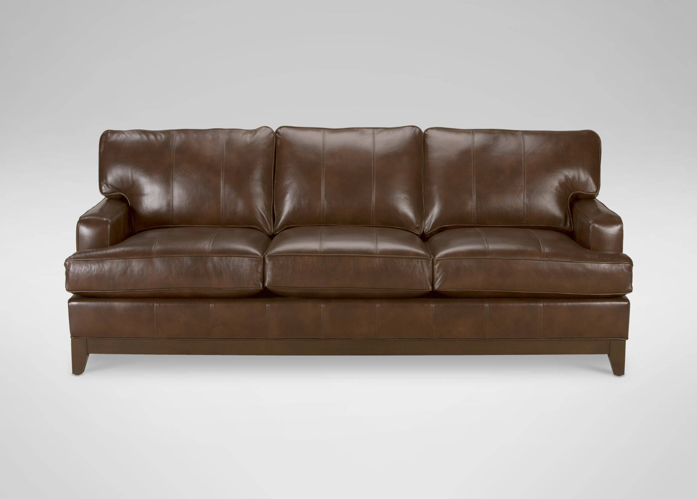 Shop Sofas And Loveseats Brilliant Leather Sofas - Home Design Ideas within Leather Sofas (Image 26 of 30)