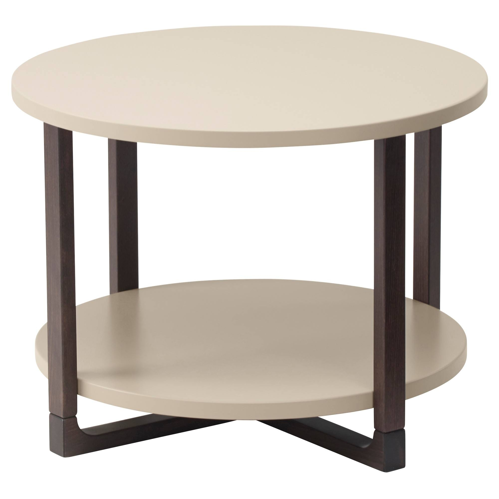 Side Tables – Glass & Wooden Side Tables – Ikea Inside Beige Coffee Tables (View 10 of 30)