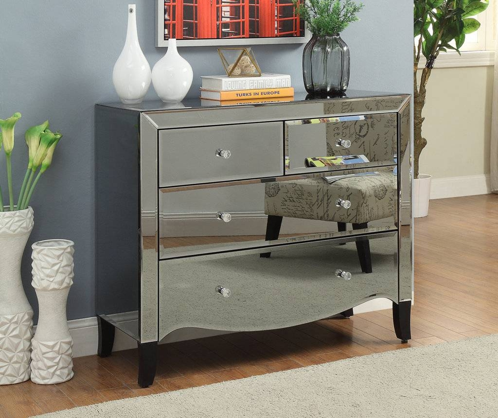 Sideboards: 2017 Second Hand Dressers And Sideboards Sideboards with regard to Small Mirrored Sideboards (Image 26 of 30)