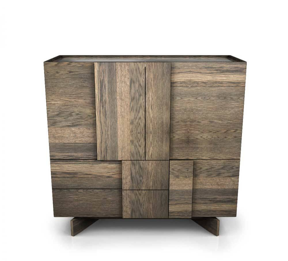 Sideboards: Amazing 48 Inch Sideboard Teak Sideboards And Buffets in 12 Inch Deep Sideboards (Image 24 of 30)