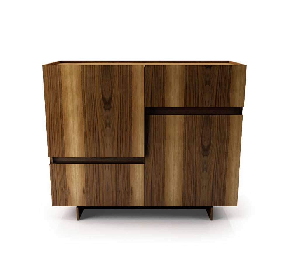 Sideboards: Amazing 48 Inch Sideboard Teak Sideboards And Buffets with regard to 12 Inch Deep Sideboards (Image 28 of 30)