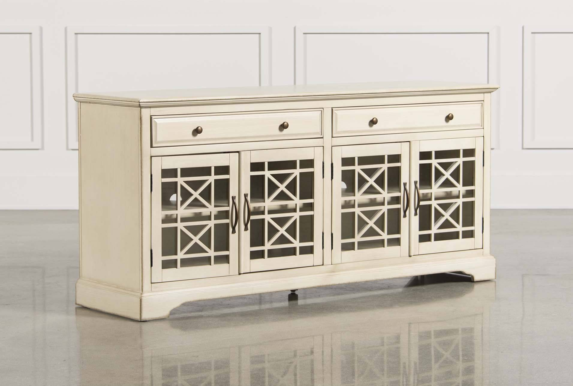 Sideboards: Amusing 70 Inch Buffet Table 70 Inch Dining Table for Cream Sideboards (Image 29 of 30)