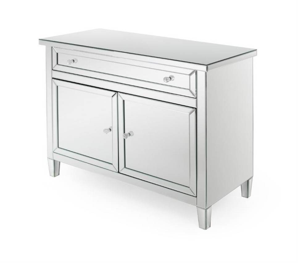 Sideboards. Amusing White Buffet Cabinet: White-Buffet-Cabinet intended for Small White Sideboards (Image 17 of 30)