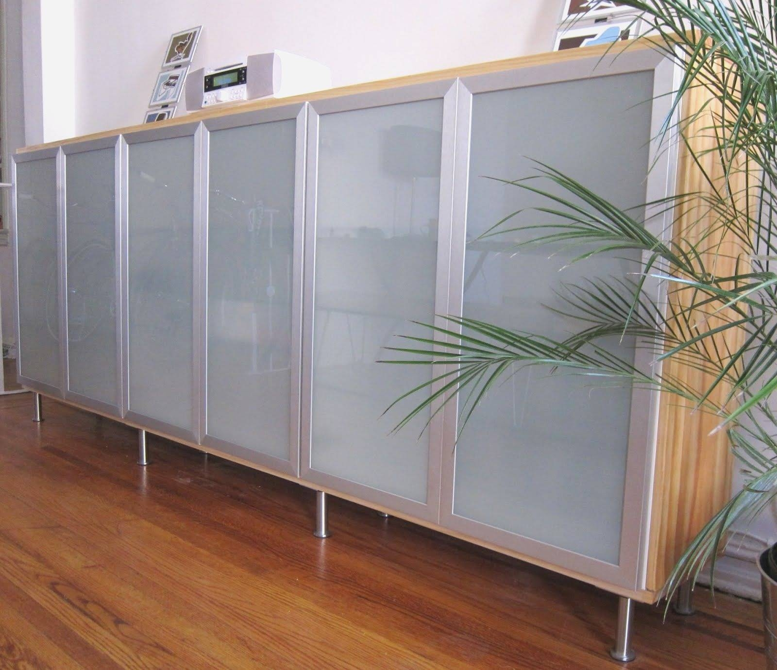 Sideboards And Buffets With Glass Doors | Rembun.co intended for Glass Sideboards (Image 19 of 30)