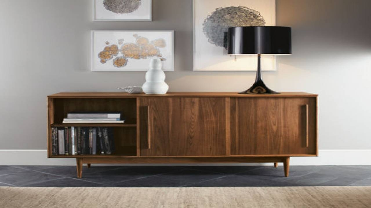 Sideboards. Astonishing Credenzas And Buffets: Credenzas-And for Modern Sideboards (Image 26 of 30)