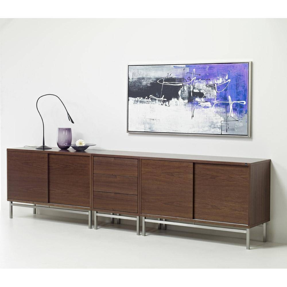 Sideboards. Astounding Extra Long Sideboard: Extra-Long-Sideboard with Large Modern Sideboards (Image 26 of 30)
