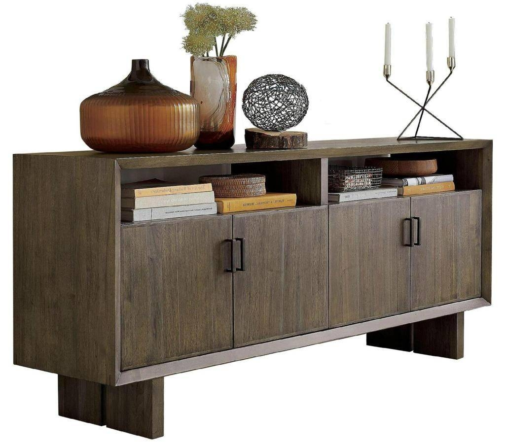 Sideboards. Awesome 72 Inch Sideboard: 72 Inch Sideboard 80 Inch With 80 Inch Sideboards (Photo 8 of 30)