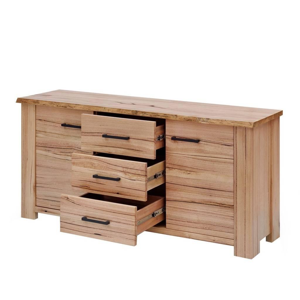 Sideboards. Awesome Oak Buffet Cabinet: Oak-Buffet-Cabinet-Antique in Narrow Oak Sideboards (Image 16 of 30)